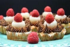 Cupcakes de Lichias / Lychees Cupcakes