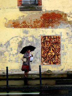Jeremica, Brouillard Hurmain, Rennes - unurth | street art