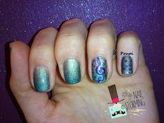 Nailstorming Bonne Année by Poupi
