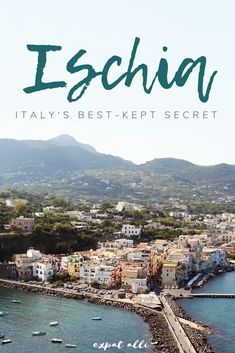 The beautiful island of Ischia might be Italy's best kept secret. From volcanic hot springs to an ancient castle, here are 5 reasons to add Ischia to your European bucket list! Places To Travel, Places To Visit, Naples Italy, Travel Channel, Amalfi Coast, Beautiful Islands, Travel Europe, Italy Travel, Hot Springs