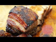 How to Make The BEST Char Siu (Chinese BBQ Pork 叉烧) Simple, Easy Recipe - YouTube