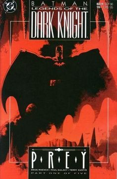 Batman: Legends Of The Dark Knight #11 (DC Comics; 1989 Series).