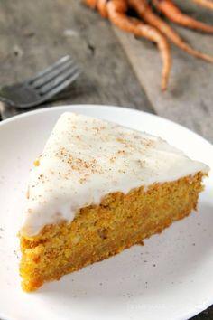 How to make Homemade Carrot Cake | Homemade and Happy