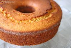 PANELATERAPIA - Blog de Culinária, Gastronomia e Receitas: Bolo de Farinha de Milho
