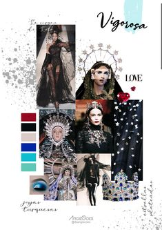 Mood Board on my fashion design inspired by Peruvian culture, spirituality and contemporary fashion. Fashion Portfolio Layout, Fashion Design Sketchbook, Fashion Sketches, Portfolio Design, Art Graphique, Photoshop, Contemporary Fashion, Fashion Mood Boards, Md Fashion