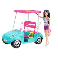 "Barbie Sisters Golf Cart - Toys ""R"" Us - $29.99"