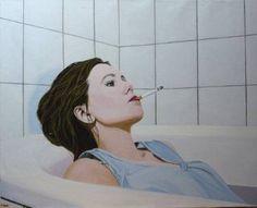 """Saatchi Art Artist Yvan Favre; Painting, """"n°79"""" #art"""