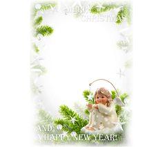Lettera al nuovo anno con gli auguri