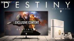 Sony Corp. (NYSE:SNE) will release exclusive content for Destiny: The Taken King on PlayStation 4, including a new co-op strike, armor sets and exclusive gear.