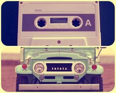 #fjcruiser #fjクルーザー #cassettetape#retro#toyota#fj#fj40#landcruiser