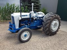 Ford, Tractors and Ford tractors on Pinterest