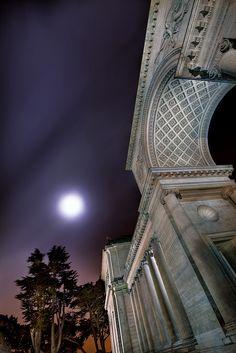 Legion of Honor Arch, San Francisco, CA.