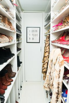Inside @Stacy Stone Stone Stone London's closet! (Photo Credit: @Matt Valk Chuah Coveteur)