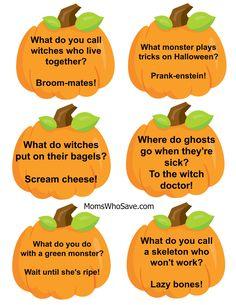 Halloween Jokes, Halloween Projects, Holidays Halloween, Happy Halloween, Fun Questions For Kids, Funny Jokes For Kids, Kid Jokes, Jokes And Riddles, Green Monsters
