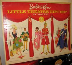 Little Theatre Gift Set