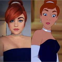 10+ Photos Of The Funniest Similarities Between People And Characters In Movies And Cartoons