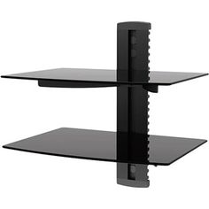 Ematic 2 Shelf DVD Player Wall Mount  @ Walmart/$35/to hold DVD/cable box