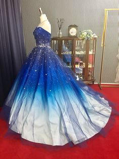 Beautiful Prom Dresses Sweetheart Sweep/Brush Train Ball Gown Prom Dress/Evening sold by Happybridal on Storenvy Quince Dresses, 15 Dresses, Evening Dresses, Fashion Dresses, Formal Dresses, Beautiful Prom Dresses, Pretty Dresses, Quinceanera Dresses, Homecoming Dresses