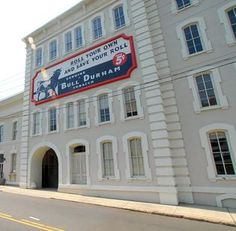 Capitol Broadcasting bought back the Old Bull building on Pettigrew Street in Durham.