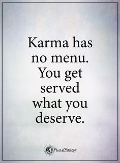 Karma More