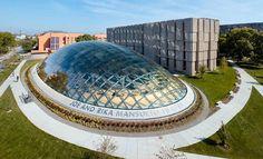 The Joe & Rika Mansueto Library, University of Chicago, Chicago, IL - 2