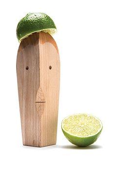 Juice Bruce Lemon Squeezer: Kitchen & Dining / #stockingstuffer #giftguide