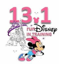 Disney training....not many days left!!