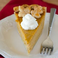 A simple recipe for my go-to pumpkin pie. Bursting with flavor thanks to a few surprise ingredients.
