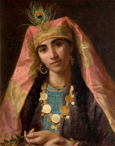 - Queen Scheherazade painted by Sophie Anderson (19th century) ./tcc/