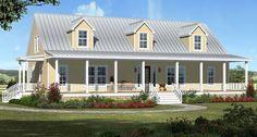 Texas FarmHouse Homes  My next home :)