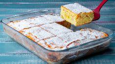 Fara aluat, dar cu o consistenta bogata de branza, aceasta placinta are succes de fiecare data! - YouTube Cornbread, Cheesecake, Deserts, Keto, Sweets, Cooking, Ethnic Recipes, Festive, Food