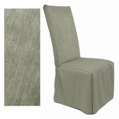 Henriksdal Chair Cover Long Blekinge White  Henriksdal Chair Magnificent Grey Dining Room Chair Covers Inspiration