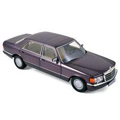 1991 Mercedes-Benz 560 SEL Bornit Metallic HQ