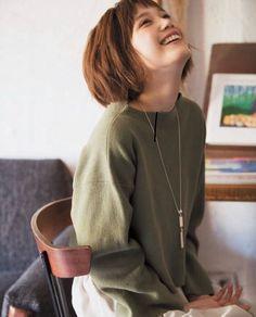 Tsubasa Honda, Figure Poses, Female, Model, Hair, Beauty, Woman, Hairdos
