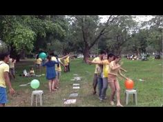 Lozano Balloon Game - YouTube