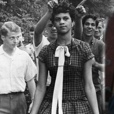 At 15, She Desegregated An All-White School. At 73, She's Fighting To Do It Again.