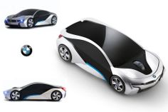 BMW-i8-Concept-Wireless-Mouse-1 - http://richvibe.com/gear/bmw-i8-concept-wireless-mouse/