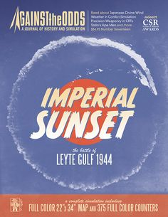 Imperial Sunset: The Battle of Leyte Gulf 1944