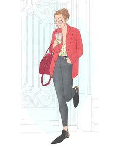 illustration delphine soucail pause.jpg - Delphine SOUCAIL | Virginie