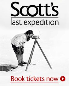 Scott's last expedition / National History Museum, London