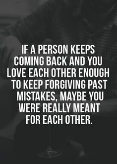 Soulmate And Love Quotes: Soulmate And Love Quotes: Soulmate Quotes : If a person keeps coming back and yo… – Inspirational Quotes Love Is Patient Love Is Kind, I Really Love You, Favorite Quotes, Best Quotes, Relationship Quotes For Him, Complicated Relationship Quotes, Relationships Are Hard, Option Quotes Relationships, Struggling Relationship Quotes