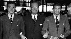 Joseph, John, & Joe Kennedy