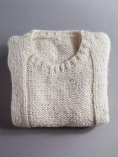 Snow sweater | Bruum Knits
