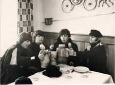 Austria 1965 They were FAB friends!Cheers!