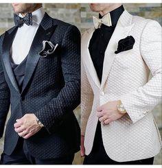 Stylish Men's Wedding Jacket Blazer - Stylish Men's Wedding Jacket Blazer - Gentleman Mode, Gentleman Style, Mens Fashion Blazer, Suit Fashion, Wedding Jacket, Wedding Suits, Tuxedo Wedding, Trendy Wedding, Indian Groom Wear