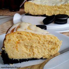 Pumpkin cheesecake #zapachapetytu #pumpkin #cheesecake