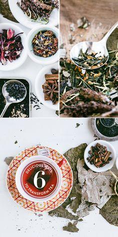 6 Delicious Ways to Transform Tea