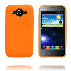 Soft Shell (Oransje) Huawei Honor Deksel