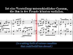 BWV 992 - Capriccio sopra la lontananza del suo fratello dilettissimo (S...