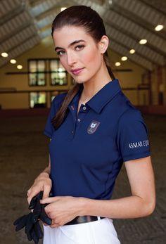 Asmar Equestrian | Women's Polo Shirt